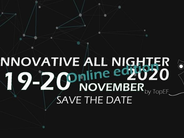 Tekmovanje INNOVATIVE ALL-NIGHTER!